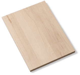 Melamine-Faced MDF (MF MDF)